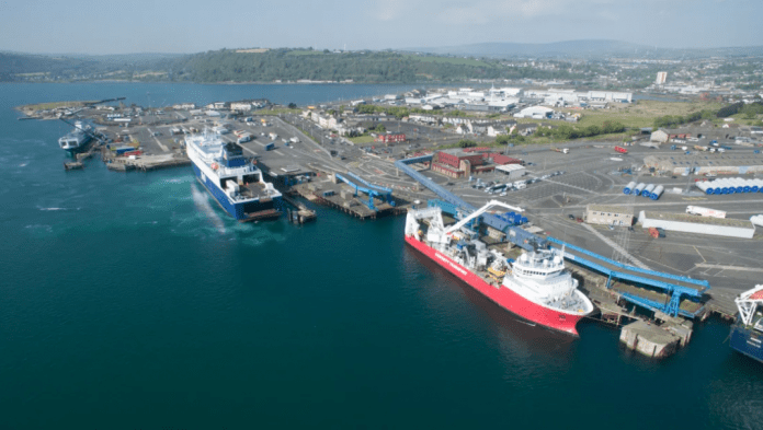 In April, the UK Government announced a funding package of up to £17million to maintain a number of 'critical routes' – of which Larne to Cairnryan was one – during the Coronavirus emergency.